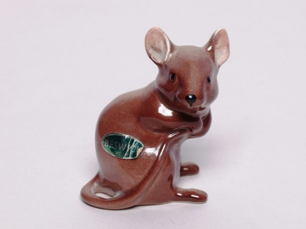 14: Beswick Ceramic Figure of a Mouse