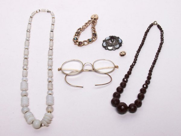 20: Estate Lot of Miscellaneous Jewelry