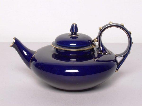 415: French Sevres Tea Pot Ca. 1900