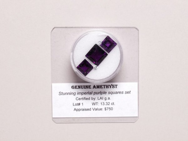 420: Gemstones: Amethyst