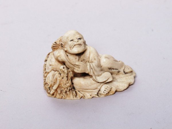 12: Chinese Scholars Carving