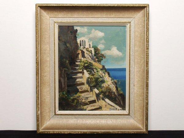 18: Italian Oil on Artists Board