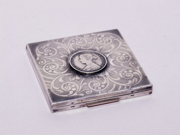 314: Elgin Engraved Case Compact