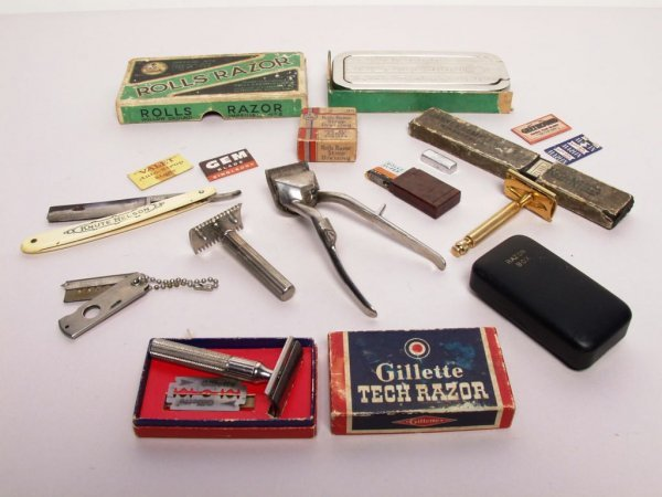 317: Shaving Memorabilia