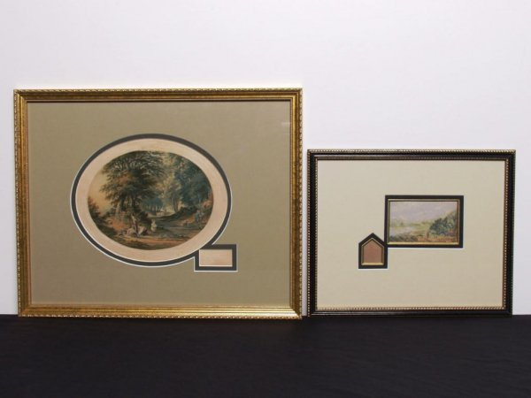 321: Two 19th C. British Prints