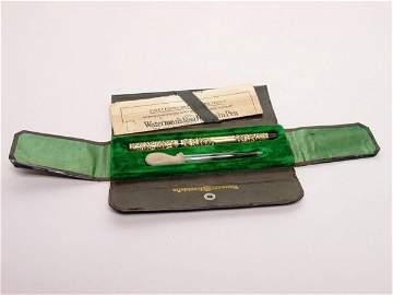 646: Waterman's 0502 Gold Filled Pen