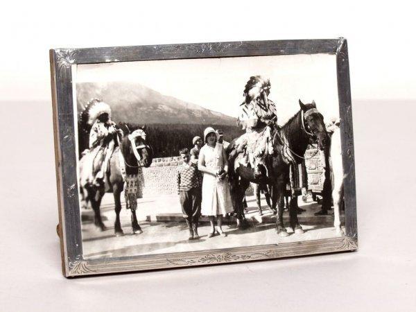 5: British Sterling Mount Frame
