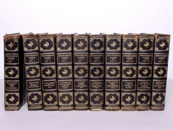14: Books: Stevensons Works
