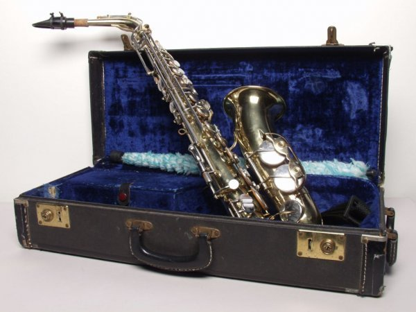 24: Musical Instrument: Saxophone