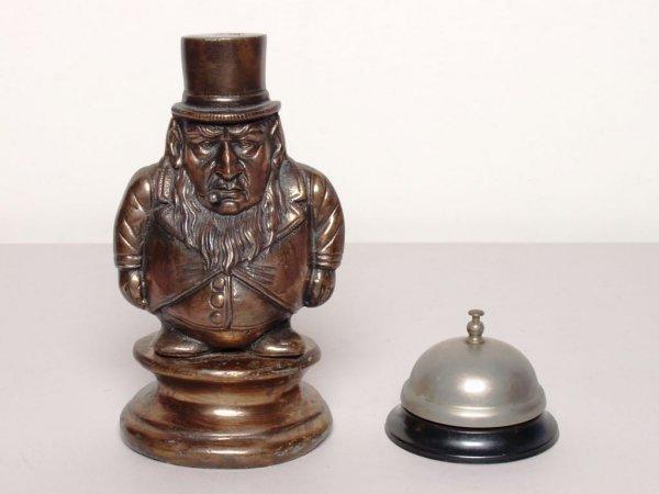 400: Counter Bell and Leprechaun Figure