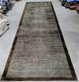 Modern Chenille Nepalese 7'3'' x 22'10'' Rug