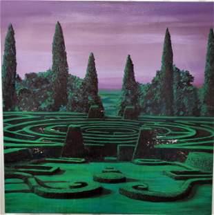 Topiary Maze (Garden Series #2)