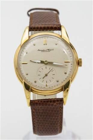 IWC 18k Automatic Vintage Watch