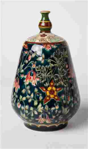 ART Nouveau ROYAL BONN Dutch Vase c.1900