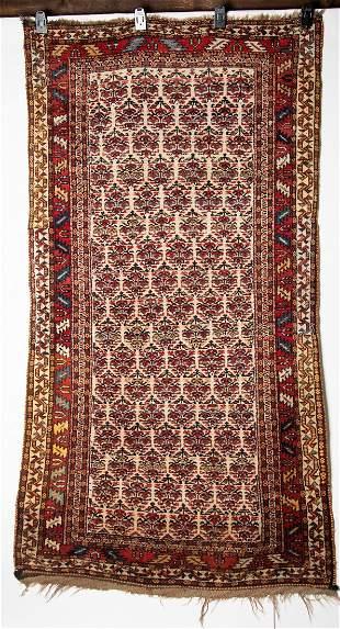 Antique Persian Lori Runner circa 1900's