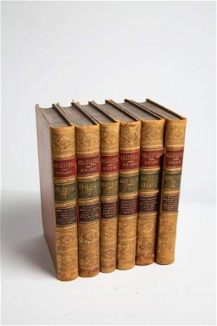 Pictorial Edition of the Works of Shakspere (6 volumes)