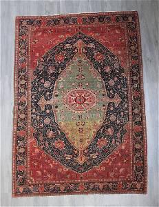 Fine Antique Persian Sarouk MALAYER 4'7 x 6'5