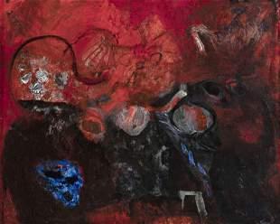 "Antoni Clavé (1913-2005), ""Nature morte"", 1961,"
