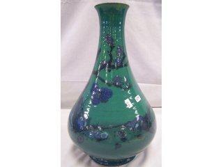 5038: High glaze porcelain-bodied Rookwood vase,