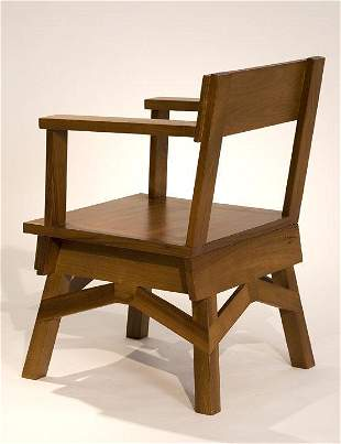 G. Michelucci Arm Chair