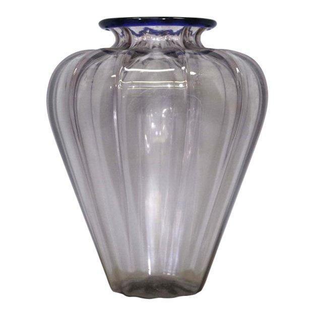 V. Zecchin Murano Vintage Vase
