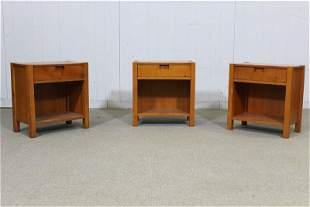 3 Nightstands