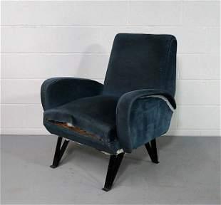 Italian Mid Century Arm Chair