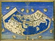 Cosmografia di Tolomeo