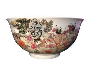 Very rare chinese bowl