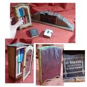 Mini books LA GRACIEUSE furniture dolls