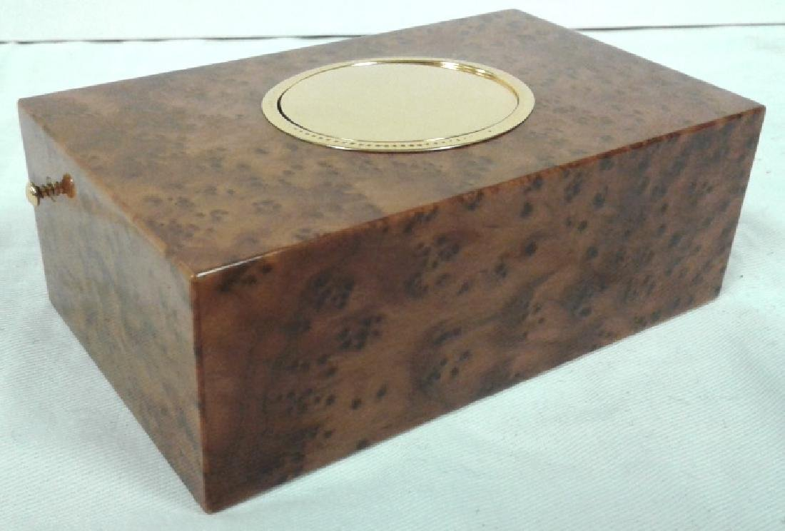 Reuge Sainte-Croix bird music box with original box & - 7