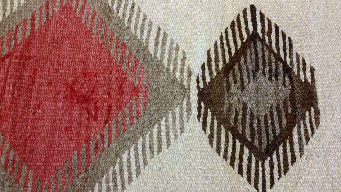"Navajo rug approx. 43"" x 57 1/2"" - 8"