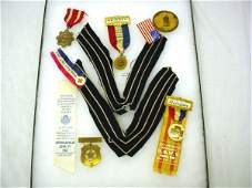 1026 Collection of Spanish American  Civil War etc r
