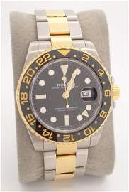 Rolex GMT- Master II Oyster Perpetual Date with