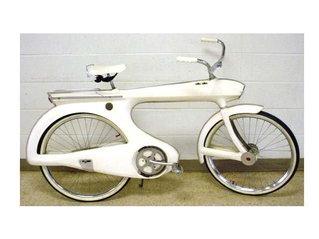 160: Bowden original fiberglass boys bike- Cliffs of