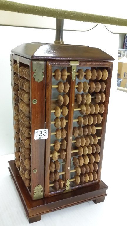 2 abacus lamps - 4