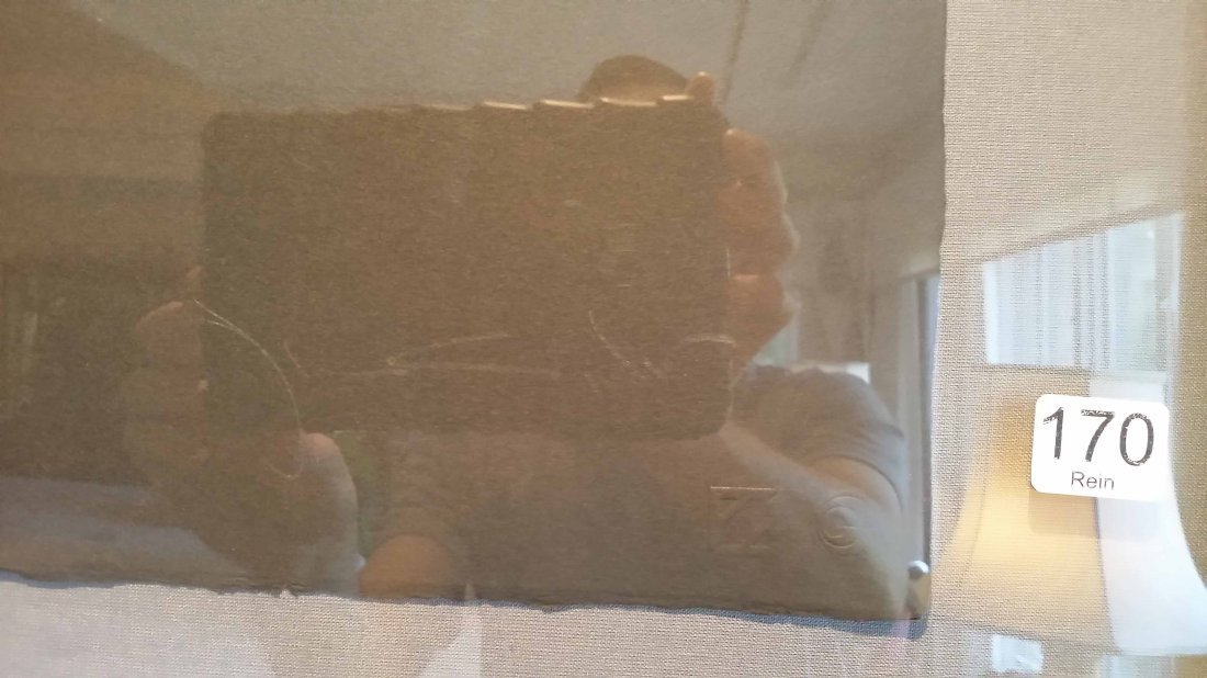 Framed signed & numbered 53/300 litho of Baryshnikov - 6
