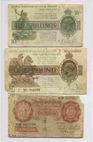Early British Paper Notes