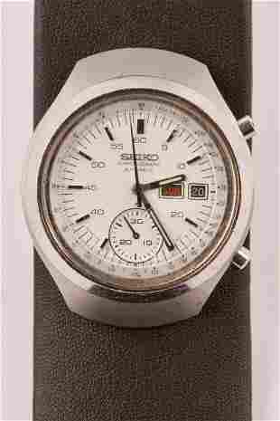 Seiko Chronograph Automatic Wrist Watch