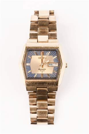 Vintage Seiko Quartz Wrist Watch