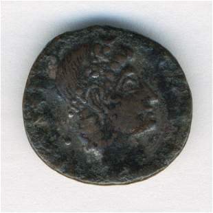 ~330 Roman GLORIA EXERCITVS Constantine Coin