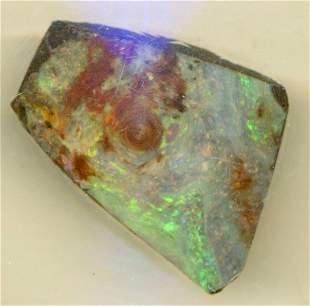 Australian Boulder Opal Paper Weight