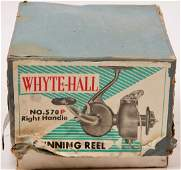 Whyte-Hall Spinning Reel