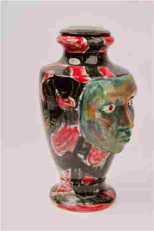 Wendy Sharpe Designer Vase