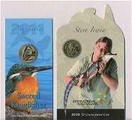 2009 & 2011 One Dollar Collector Coin Packs