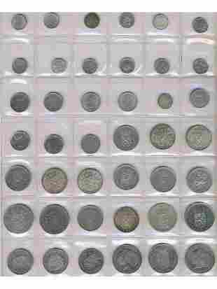 Early to Mid Twentieth Century Dutch Coins