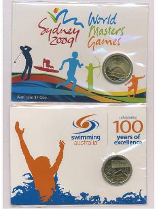 Two Collector Coin Proof Sets