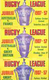 Australian Rugby Leaque Magazines (3)