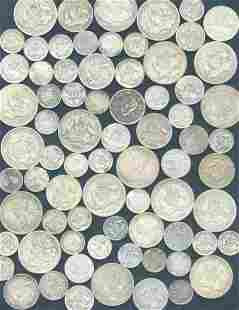 11.34 Ounces of Australian Sterling Silver Coins