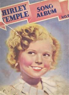 Biggles, Shirley Temple & Rupert Books (6)